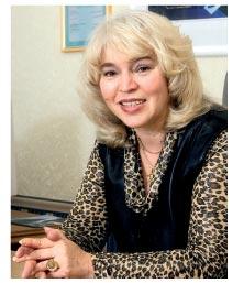 ЧИНОК Олена Іванівна, кандидат філологічних наук